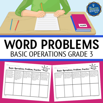3rd Grade Basic Operations Word Problems