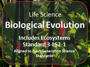 3rd Grade Biological Evolution and Diversity: Next Generat