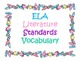 3rd Grade CCSS ELA Vocabulary Set 1