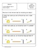 3rd Grade Common Core Aligned Homework Pack (4 Weeks) Augu