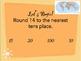 3rd Grade - Common Core - Interactive Math Game (PowerPoin
