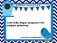 "3rd Grade Common Core Language - ""I Can"" Learning Targets - Birds"
