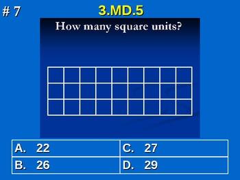 3rd Grade Common Core Math 3 MD.5 Geometric Measurement 3.MD.5