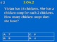 3rd Grade Common Core Math Comprehensive Practice #4 All 2