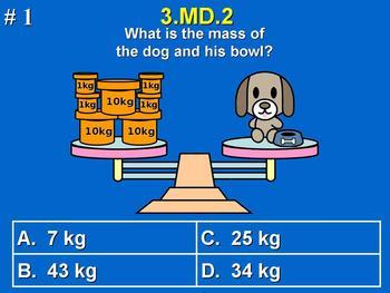 3rd Grade Common Core Math Comprehensive Practice Bundle Pack