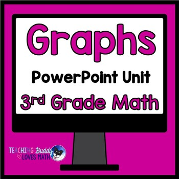 Picture Graphs and Bar Graphs 3rd Grade Math Unit Common C