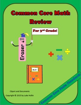 Common Core Math Review for 3rd Grade