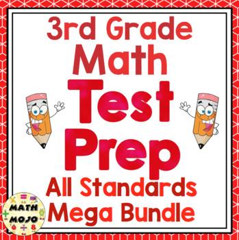 Math Test Prep - 3rd Grade