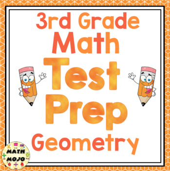 3rd Grade Common Core Math Test Prep - Geometry