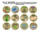 """3rd Grade Common Core Merit Badges (ELA), with """"I Can"""" Checklists"""