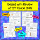 3rd Grade Morning Work / Homework / Bell Work