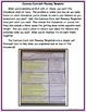 3rd Grade Common Core Planning Templates