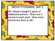 3rd Grade Common Core Word Problems OA.8