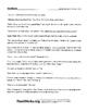 3rd Grade ELA Assessment #4