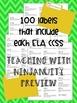3rd Grade ELA & Math CCSS Folder Labels **BUNDLE**