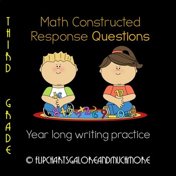 3rd Grade Engage New York Math Written Response Questions