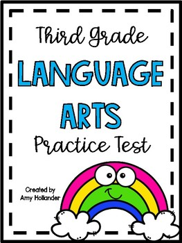 3rd Grade English/Language Arts ALL Standards Review (Comm