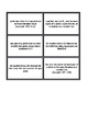 3rd Grade Envision Math Topics 10 & 11 Vocabulary Supplemental