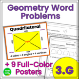 3rd Grade Geometry Worksheets: Content, Practice, & No-Pre