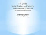 **REVISED & UPDATED** 3rd Grade Georgia Social Studies and
