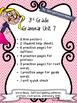 3rd Grade Grammar Unit 7 Word Skills