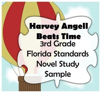 3rd Grade Harvey Angell Beats Time Novel Study Sample