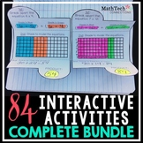 3rd Grade Interactive Notebook - BUNDLE