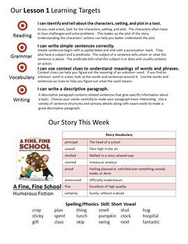 3rd Grade Journeys Units 1-5 Weekly Newsletters BUNDLE!