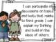 3rd Grade Language Arts Common Core Objectives {Melonheadz