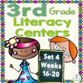 3rd Grade Literacy Centers (reading skills/strategies, gra
