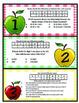3rd Grade Math: A Bushel of Problems (TEKS 3.2B)
