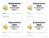 3rd Grade Math Expressions Common Core:Unit 1 Mult. & Divi