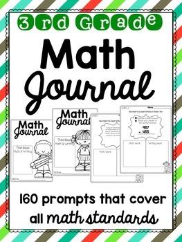 3rd Grade Math Journal