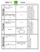 3rd Grade Math Spiral Review (TEKS aligned) Weeks 17-20