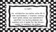 3rd Grade Math Standards on Black Polka Dotted Frame