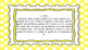 3rd Grade Math Standards on Yellow Polka Dotted Frame