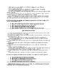 3rd Grade Moral/Lesson Common Core Question Set