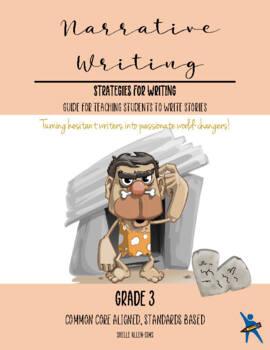 Story Narrative Writing 3rd grade Common Core Writing Lady
