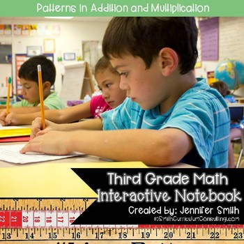 Third Grade- Patterns in Addition and Multiplication Inter