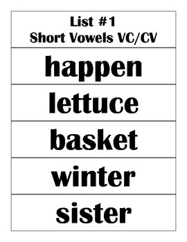 Reading Street Common Core - Phonics for the Pocket Chart