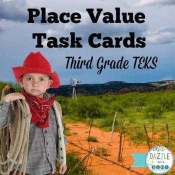 3rd Grade Place Value TEKS