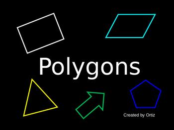 Polygons (3rd Grade)