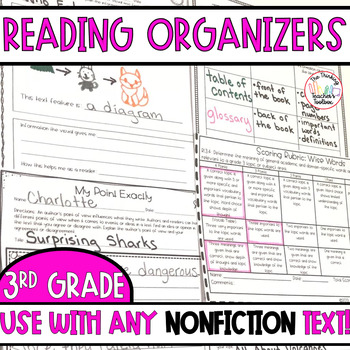 3rd Grade Reading Informational Text CCSS Formative Assess