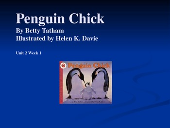 3rd Grade Reading Street Penguin Chick Vocab Power Point