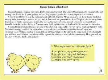 3rd Grade Reading for Information 2 CRCT Review