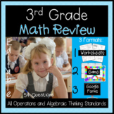 Operations and Algebraic Thinking Review