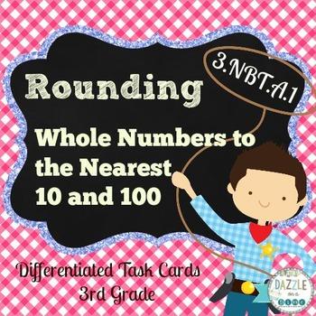 3rd Grade Rounding