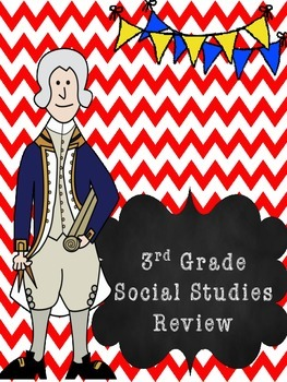 3rd Grade SS Review