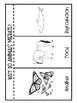 3rd Grade Science Interactive Notebook: Interdependence &