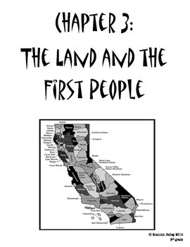 3rd Grade Social Studies Study Guide California Native Americans